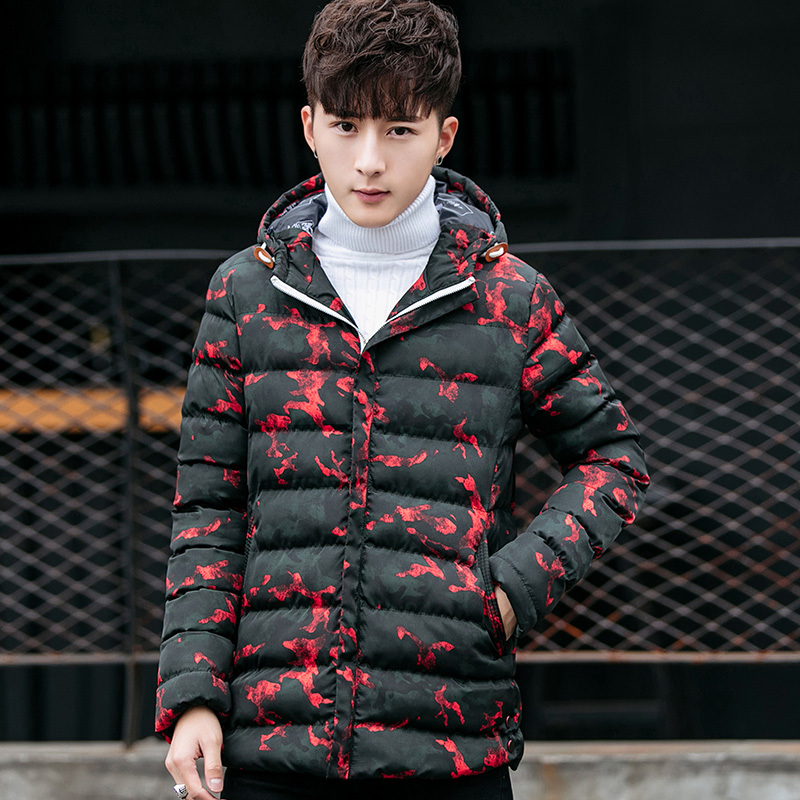 Winter Jacket Men Clothes 2020 Fashion Casual Thick Cotton Parkas Short Male Outwear Coat Fit Top Casaco Masculino LW1225