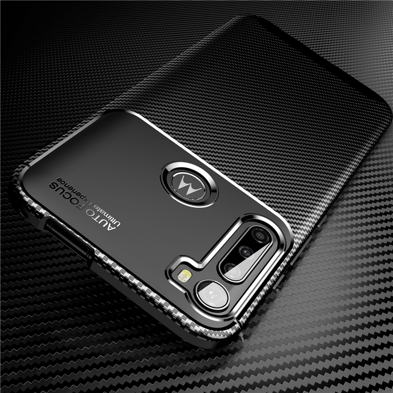 Love Case for Moto One Fusion for Girls Women Shock-Absorption Anti-Scratch Crystal Clear Soft TPU Slim Bumper Protective Phone Case Cover for Motorola Moto One Fusion 3 Pack