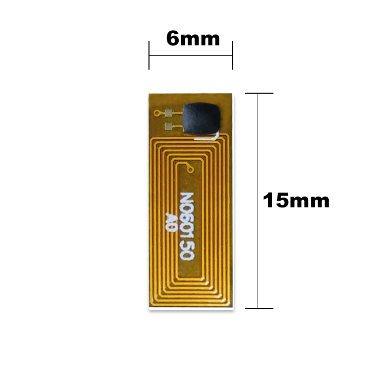 5PCSMicro NFC Bluetooth Label FPC With Trigger Electronic Chip Label Factory Direct Free Shipping