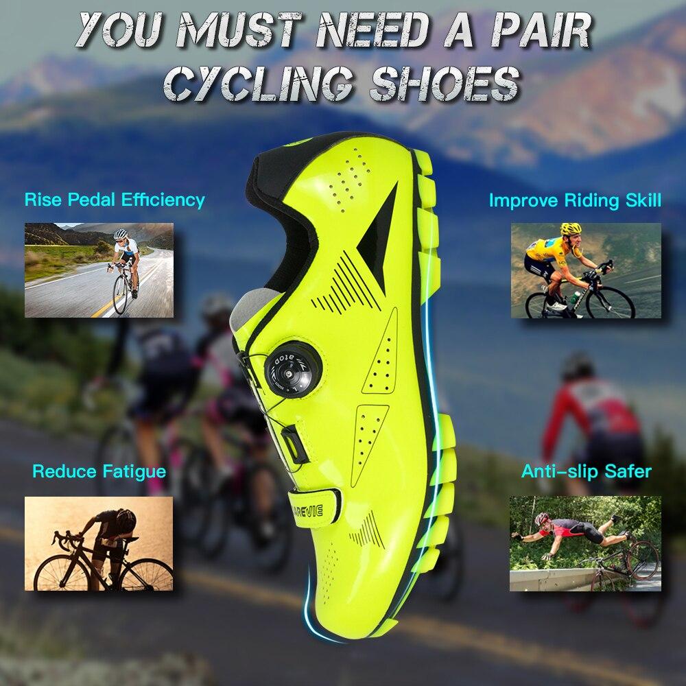 Darevie mtb ciclismo sapatos de montanha sapatos
