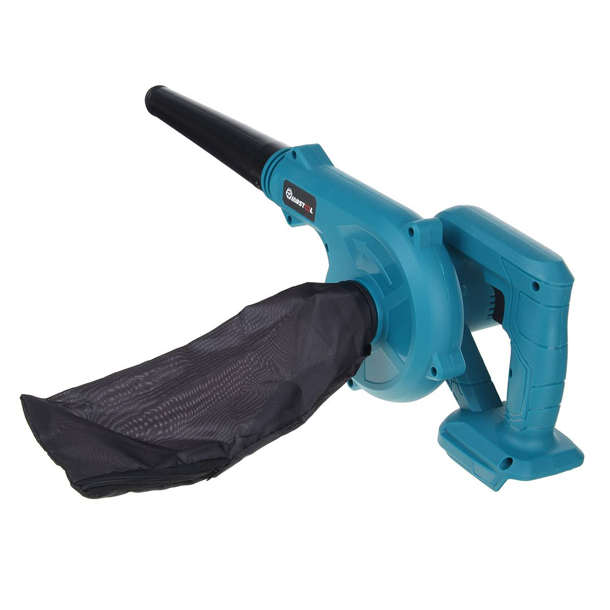 Tools : 680W Cordless Electric Air Blower Vacuum Cleaner Blower Hand Leaf Computer Dust Collector Power Tools For Makita 18V Battery