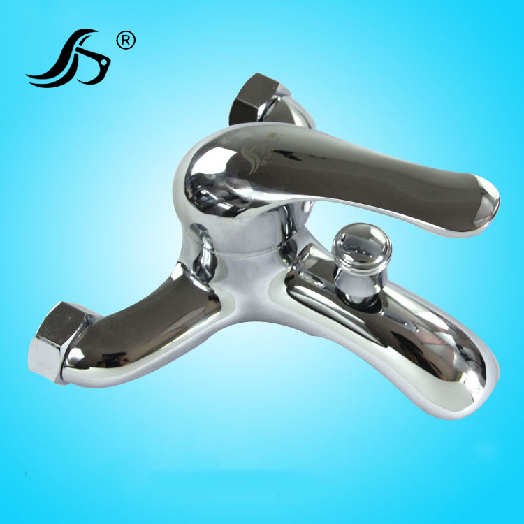 Manufacturers Direct Selling Cold Hot Water Mixing Valve Zinc Alloy Shower Faucet Shen Da Si Triple Bathtub Faucet