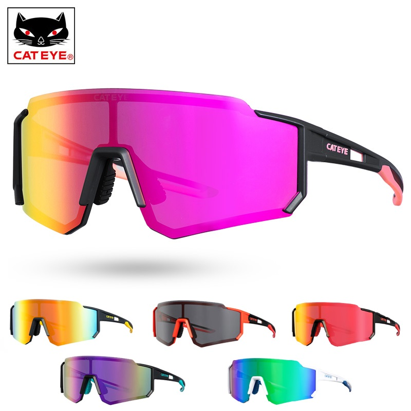 CATEYE 2020 Photochromic Cycling Glasses Polarized Bicycle Sunglasses UV400 Hiking Running Outdoor Fishing Glass Bicycle Goggles