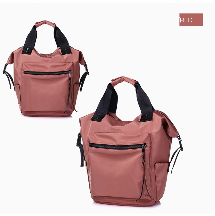 Hc2efdea02dd442ce8e83edaa12fb36641 Casual Nylon Waterproof Backpack Women High Capacity Travel Book Bags for Teenage Girls Students Pink Satchel Mochila Bolsa 2019
