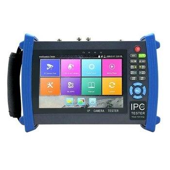 HOT-IPC-8600ADHS Plus IP TVI CVI AHD SDI CCTV Camera Tester 4K H.265 WIFI HDMI POE US Plug