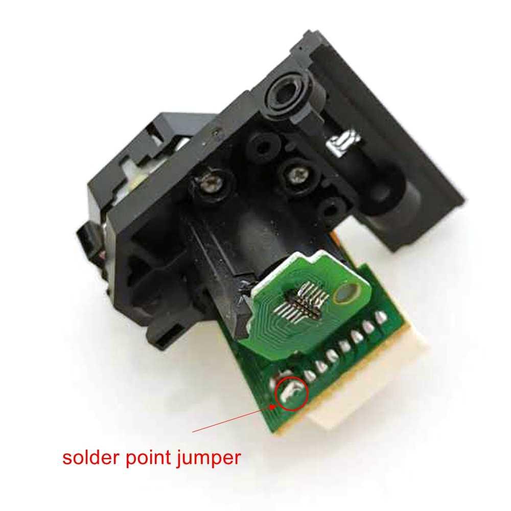 Gratis Verzending HPC1LX Optische Pick UP HPC-1LX T25-0115-08 Laser Lens voor Kenwood RXD-A75 RXD-A55 Optische Pick-up