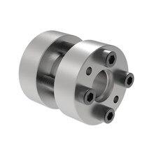 LOCK 10 Steel Shaft Locking Device Coupling TLK500/ BK95/ KLMM with Inner Bore Diameter 20mm, 25mm, 30mm for Bending Moments