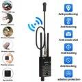 Антишпионский беспроводной Радиочастотный детектор сигнала обнаружитель GSM GPS-трекер Камера Устройство для подслушивания профессиональны...