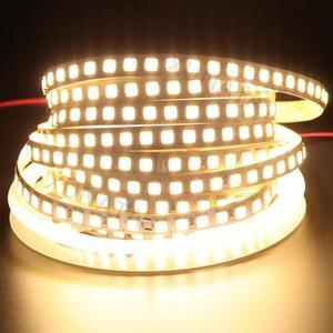 Image 5 - DC 12V 24V 5054 LED Strip Light 5m 120LEDs/M Waterproof Warm white 600 Led stripe Flexible LED Ribbon Tape More Bright 5050 5630