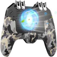 Mobile Game Controller 4 Trigger with 20