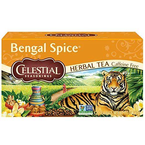 Celestial Seasonings Bengal Spice Herb Tea (3 X 20) By Celestial Seasonings