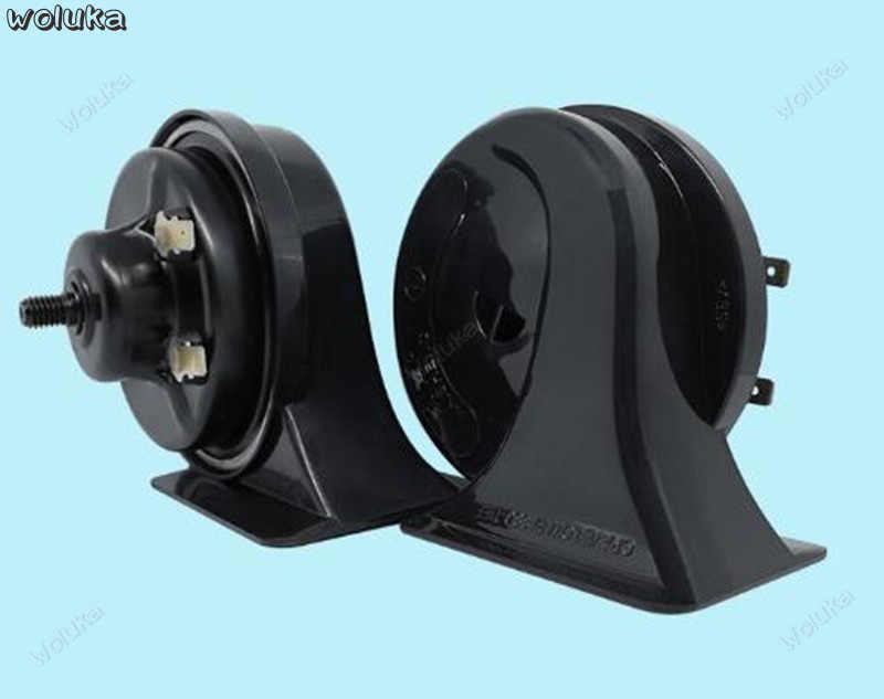 Lumaca auto corno fischio impermeabile super forte ad alta e bassa doppio tono un paio 12V CD50 Q04