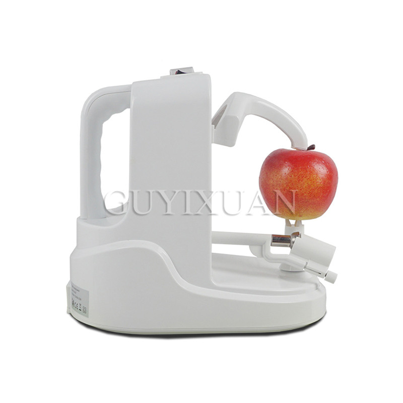 NEW Electric Automatic Fruit Peeler Artifact Apple Orange Pear Kiwi Potato Spiral Multifunction Peeling Machine With Charger