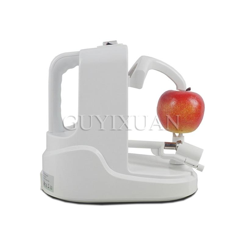 NEW Electric Automatic Fruit Peeler Artifact Apple Orange Pear Kiwi Potato Spiral Multifunction Peeling Machine With Charger
