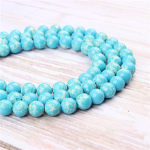 Wholesale Emperor Landi Natural Stone Beads Round Beads Loose Beads For Making Diy Bracelet Necklace 4/6/8/10/12MM