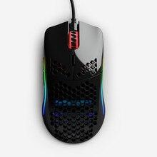 Mouse Glorious Gaming Model O  (Small) Black Mate (Preto Fosco)   GOM BLACK/ Black Glossy (Preto Brilhante)   GO GBLACK