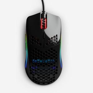 Image 1 - Mouse Glorious Gaming Model O  (Small) Black Mate (Preto Fosco)   GOM BLACK/ Black Glossy (Preto Brilhante)   GO GBLACK