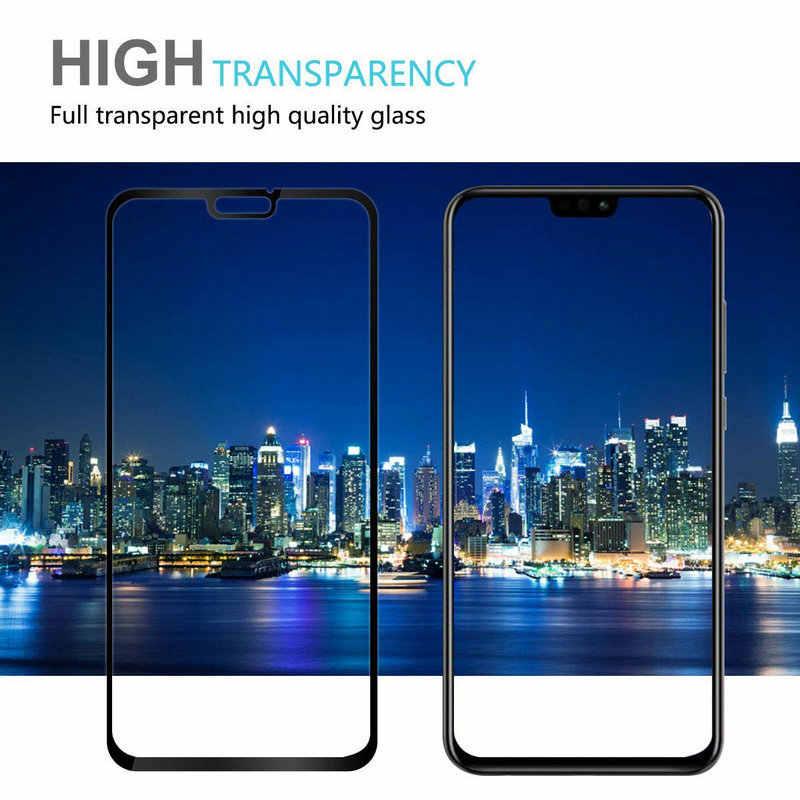5d temperli cam huawei honor 8x cam ekran koruyucu kılıfı honor 8a x 8 x c 8S 8 pro 8 lite ışık honor 8 film güvenlik cam