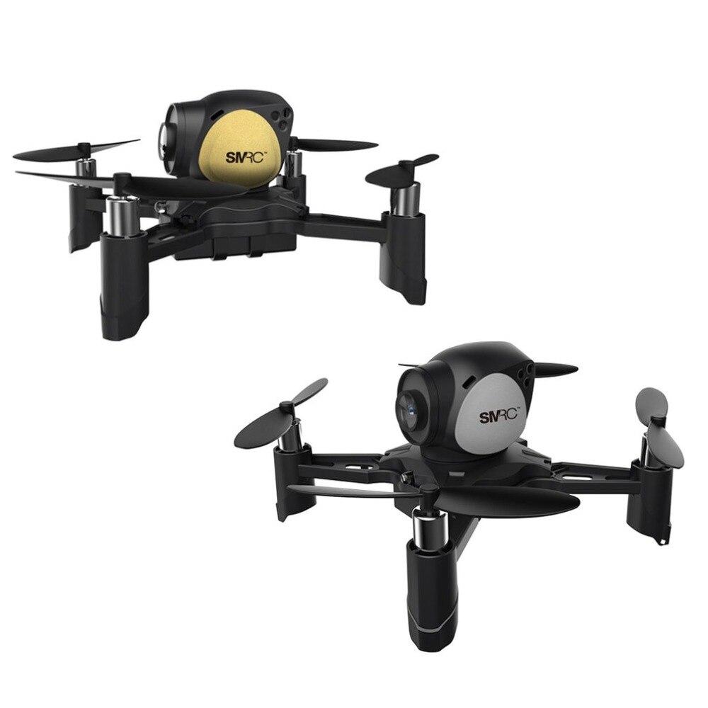 2.4G Drone SMRC S7W WIFI RC quadrirotor avec télécommande hélicoptère sans fil avec caméra 2 mégapixels Portable RC modèle fz