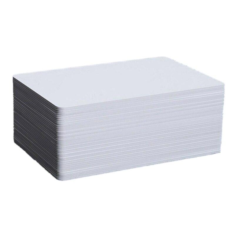 MOOL 50Pcs NTAG215 Card Contactless Nfc Card Tag 504Byte Read-Write PVC Card Portable