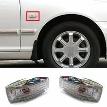 2PCS Fender สัญญาณ LH + RH สำหรับ Hyundai 2002 2005 Sonata EF XG300 350 Sorento 03  09 Terracan Repeater สัญญาณ MARKER