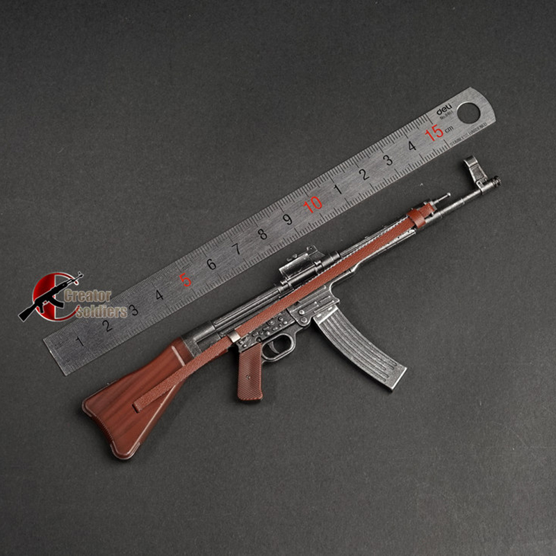 1:6 1/6 MP44 Stg44 Gun Model Weapon For 12inch Action Figure Collection Model