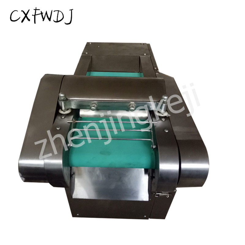 Multi-function Cutting Machine Central Kitchen Canteen Commercial Double Head Vegetable Cutting Slicer