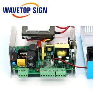 Image 5 - WaveTopSign MYJG 40 CO2 Laser Power Supply 40W 110V/220V For CO2 Laser Tube High Voltage Engraving Cutting Machine