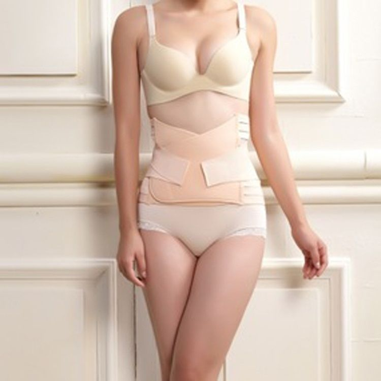 Stylish Chic Maternity Postpartum Corset Support Recovery Tummy Belly Waist Belt Shaper Slimming Body