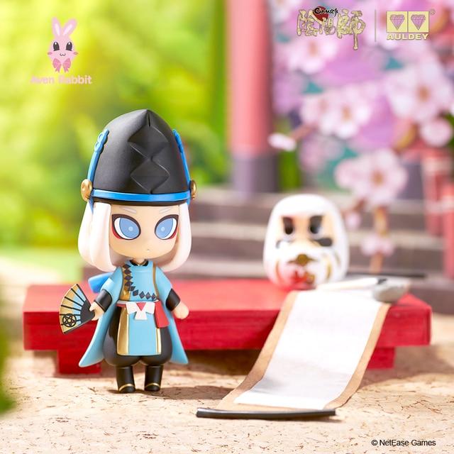 Blind Box Toys Onmyoji Game Blind Box Guess Bag Caja Ciega Blind Bag Toys Anime Figures Cute Model Doll Girl Birthday Gift 1