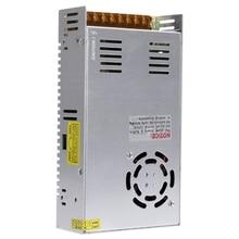 Fuente de alimentación conmutada regulada Universal para monitoreo de seguridad, alimentación conmutada con 24V CC 16,7 a 400W, fuente de alimentación conmutada Supp