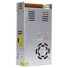 Uniwersalny regulowany zasilacz do monitorowania bezpieczeństwa przełączania zasilania z Dc 24V 16.7A zasilacz impulsowy o mocy 400W Supp