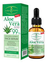 Aloe vera gel puro hidratante reparação da pele essência clareamento anti rugas rosto creme hialurônico ácido soro facial