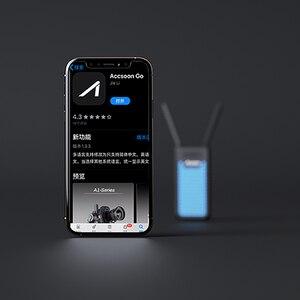 Image 5 - Accsoon CineEye Air sans fil vidéo Audio émetteur récepteur Transmission vidéo émetteur 100M vidéo Audio HDMI pour iPhone