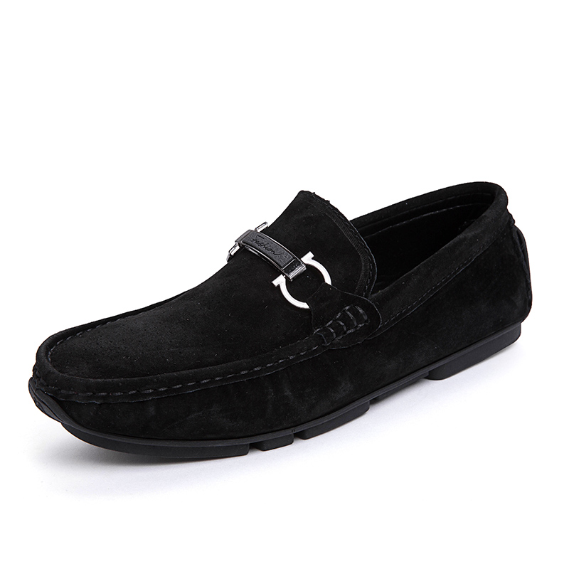 New Classic  Loafers Men Footwear Wearable Driving Moccasin Men Handmade Loafers Flats Sneakers Anti-Slippery Leather Shoes for Men