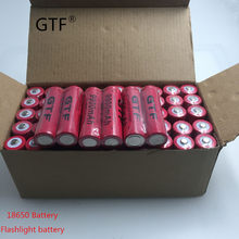 2020 100% New 18650 battery 3.7V 9900mAh rechargeable li-ion battery for Led flashlight Torch cell 18650 batery(China)