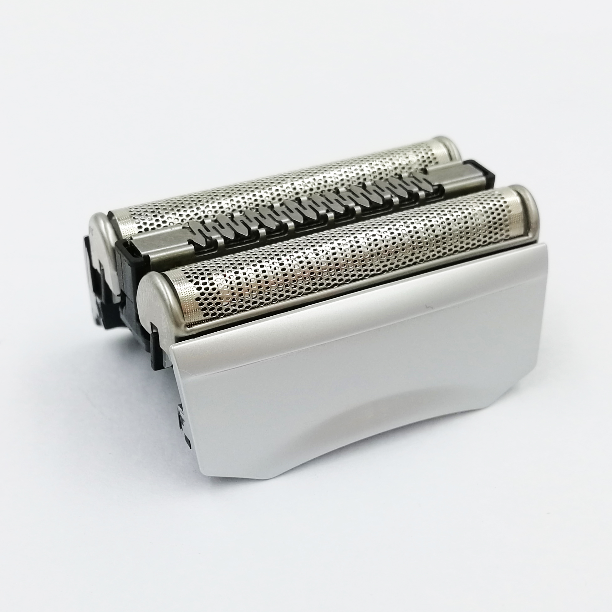 Silver Razor 70S Foil & Cutter Shaver Head For Braun Series 7 720 7865cc 790cc 7893s 797cc 9595 7855 750 7840 Cassette Mesh Grid