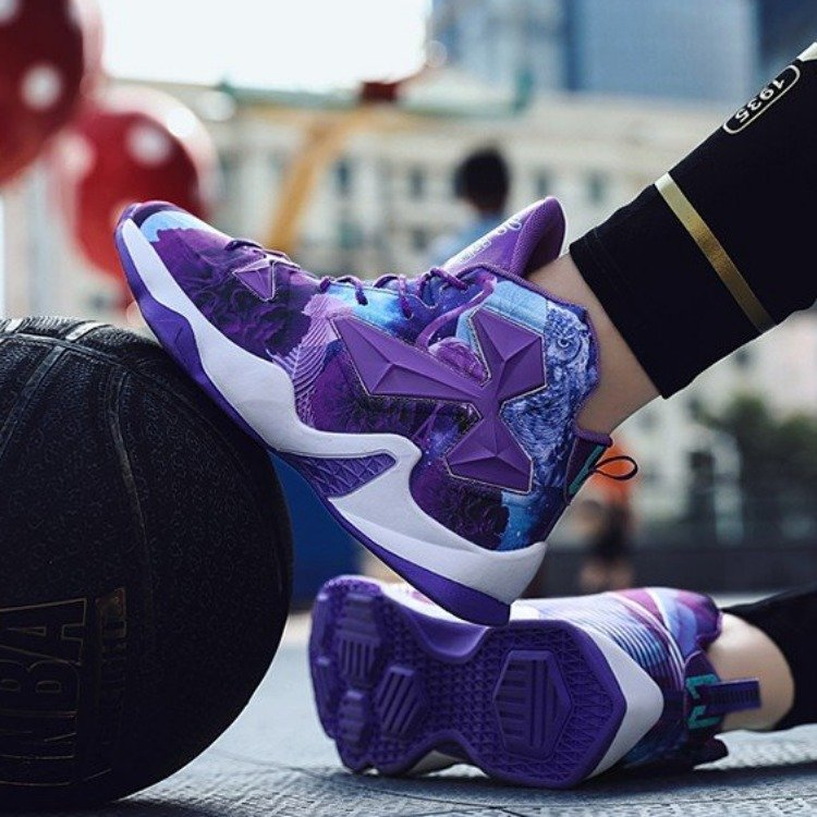 Jordans Basketball Shoes High Tops Men Sport Basketball Sneakers Athletics Basket Shoes Chaussures De Basket Men Sneakers|Basketball Shoes| |  -