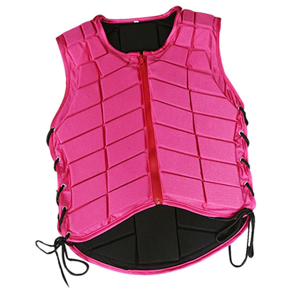Safety Riding Vest Equestrian Protective Gear Waistcoat for Youth  5
