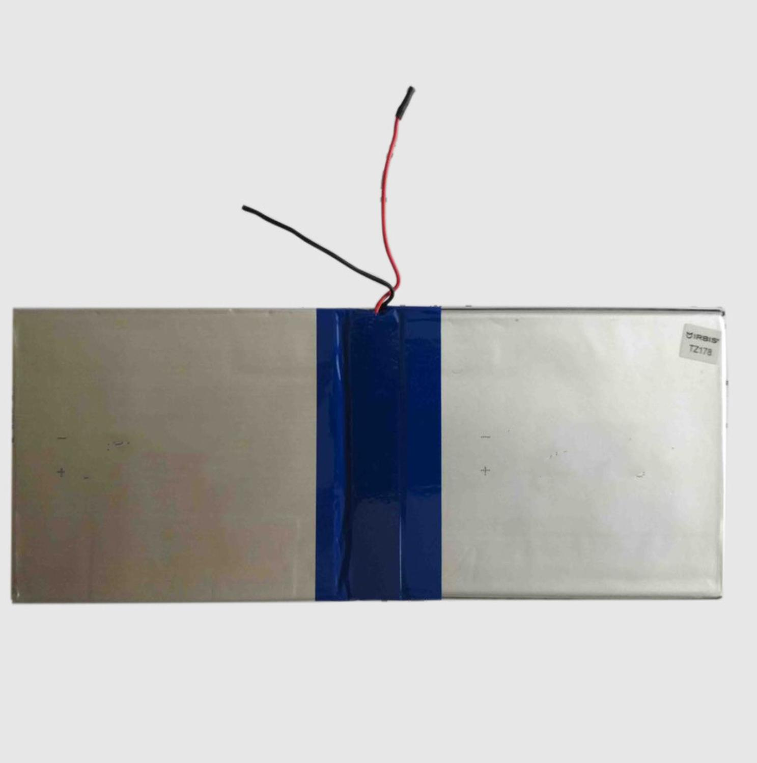 Battery for CHUWI Hi9 Air 10.1 Inch Tablet PC CWI546 New Li-polymer Rechargeable Accumulator Pack Replacement <font><b>3.7V</b></font> 8000 mAh image
