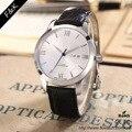 Männer Business Watch Shenzhen Fukang Beruf Hohe Qualität Uhr Anpassbare Leder Gürtel Uhr Niedrigen Preis auf