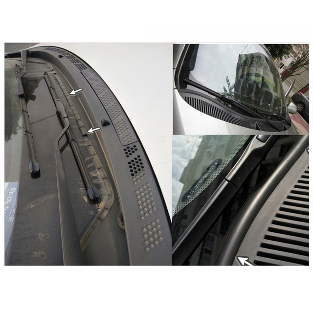 1~4 M Windshield Rubber Seal Front Rear Windshield Sunroof Seal Strips Dustproof Sealing Strip For Auto Car Dashboard Windshield