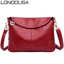 Sac EIN Haupt Kleine Leder Luxus Handtaschen Frauen Taschen Designer Damen Schulter Crossbody Hand Taschen für Frauen 2020 Bolsa Feminina