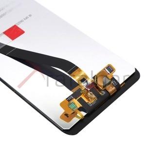 Image 5 - 화웨이 Y9 2018 LCD 디스플레이 터치 스크린 FLA L22 LX2 LX1 LX3 화웨이 Y9 2018 디스플레이 프레임 휴대 전화 LCD 교체