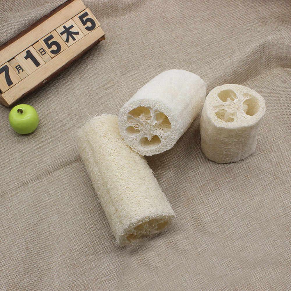 Esponja Natural saludable para baño, ducha, ducha, olla de cuerpo, esponja, depurador, Spa, accesorios de baño, ducha corporal, esponja 0,61