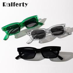 Ralferty Vintage Sunglasses Women Small Frame Rectangle Sun Glasses Woman Retro Shades 2020 oculos feminino de sol W20236