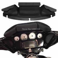 Motorrad Windschutzscheibe Tasche Sattel Tri Beutel 3 Tasche Fit Für Harley Touring Electra Street Glide Ultra Begrenzte 14-UP verkleidung Tasche