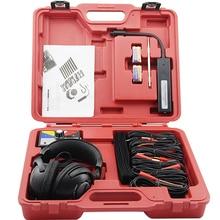 Di alta Qualità Combinazione Stetoscopio Elettronico Kit Auto Rumore Meccanico di Auto Strumento Diagnostico A Sei Canali