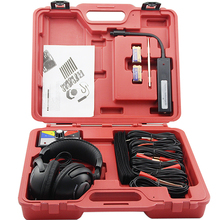 High Quality Combination Electronic Stethoscope Kit Auto Car Mechanic Noise Diagnostic Tool Six Channel