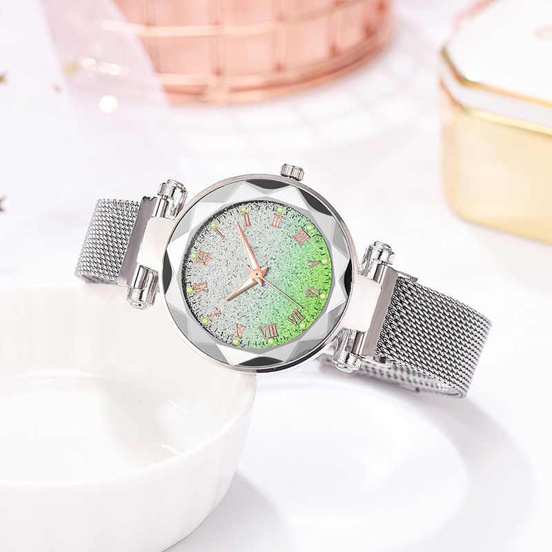 נשים שעונים 2020 מפורסם יוקרה מותג קריסטל אופנה אישה שעונים שעון קוורץ גבירותיי יד שעונים עבור נשים של שעוני יד